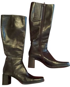 Leather Size 7 Brown Boots