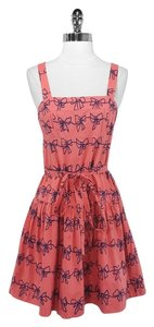 Marc Jacobs short dress Salmon on Tradesy