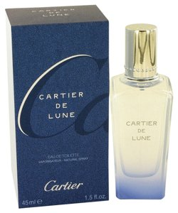 Cartier Cartier CARTIER DE LUNE Womens Perfume 1.5 oz 45 ml Eau De Toilette Spray