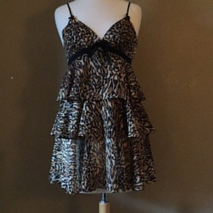Betsey Johnson short dress Black on Tradesy
