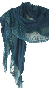 Other Lacy Knit Scarf,Shoulder Wrap