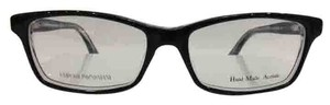 Emporio Armani NEW Empori Armani EA9728 Color 7C5 BLACK Plastic Eyeglasses Frame Made In Italy