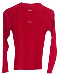 Under Armour T Shirt Red