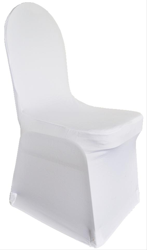 Pleasant White Spandex Stretch Chair Covers 100 Pc Pabps2019 Chair Design Images Pabps2019Com