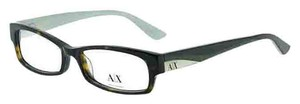 A|X Armani Exchange New Armani Exchange AX233 Color 1GT Tortoise Plastic Eyeglasses Frame 50MM 15MM 135MM