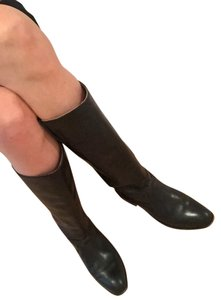 Frye Riding Boot Black Boots