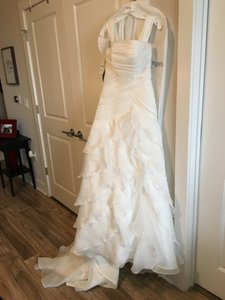 Alfred Angelo Organza Wedding Dress