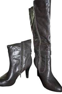 Rialto Pewter Boots