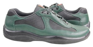 Prada Green Athletic