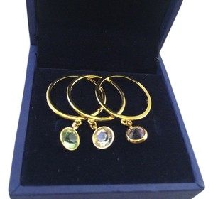 Swarovski SWAROVSKI LADIES TRIPLE RING SET