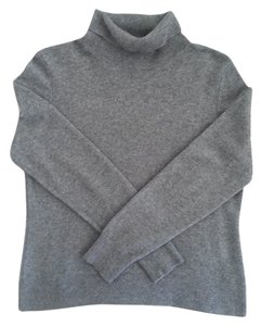 Lands' End Cashmere Turtleneck Sweater
