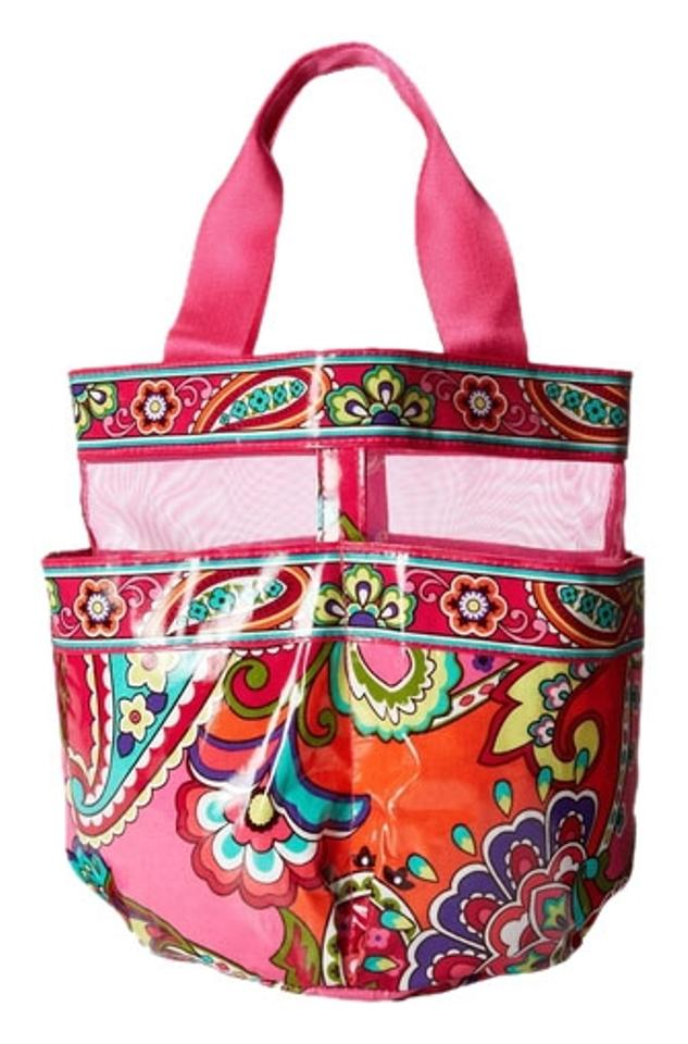 Vera Bradley Pink Swirls Shower Caddy - Tradesy