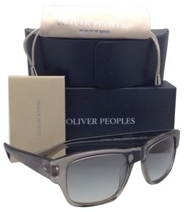 Oliver Peoples Photochromic OLIVER PEOPLES Sunglasses EVASON OV 5243-S 1132/R4 Transparent Grey w/ Grey Fade