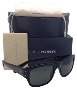Oliver Peoples Polarized OLIVER PEOPLES Sunglasses EVASON OV 5243-S 1005/P2 Black Frame w/Grey lenses