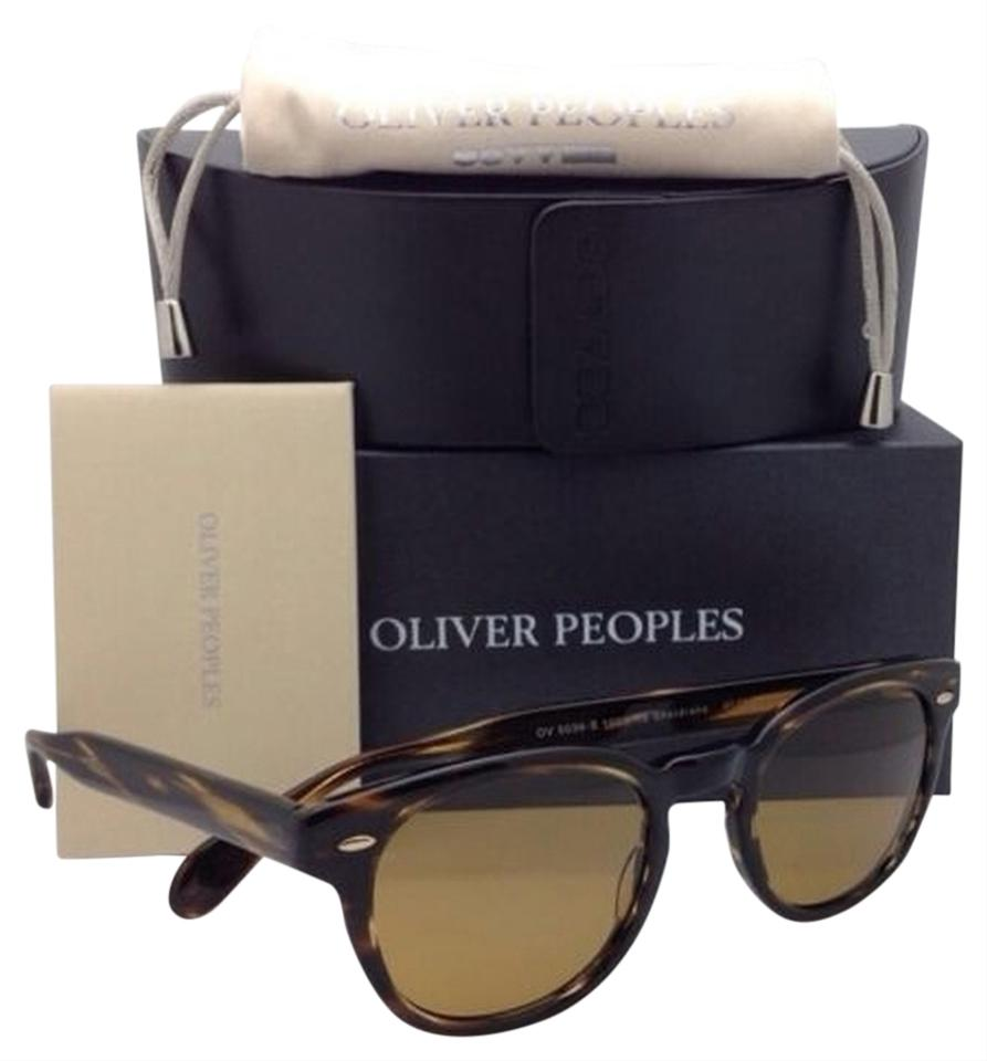 74453e4dcb Oliver Peoples OLIVER PEOPLES Sunglasses SHELDRAKE OV 5036-S 1003 R9  Cocobolo w  ...