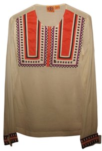Tory Burch Extensive Beading Tunic