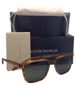 Oliver Peoples Polarized OLIVER PEOPLES Sunglasses NDG-1 OV 5031-S 1206/P1 Cedar Tortoise Frame w/G15 Lenses