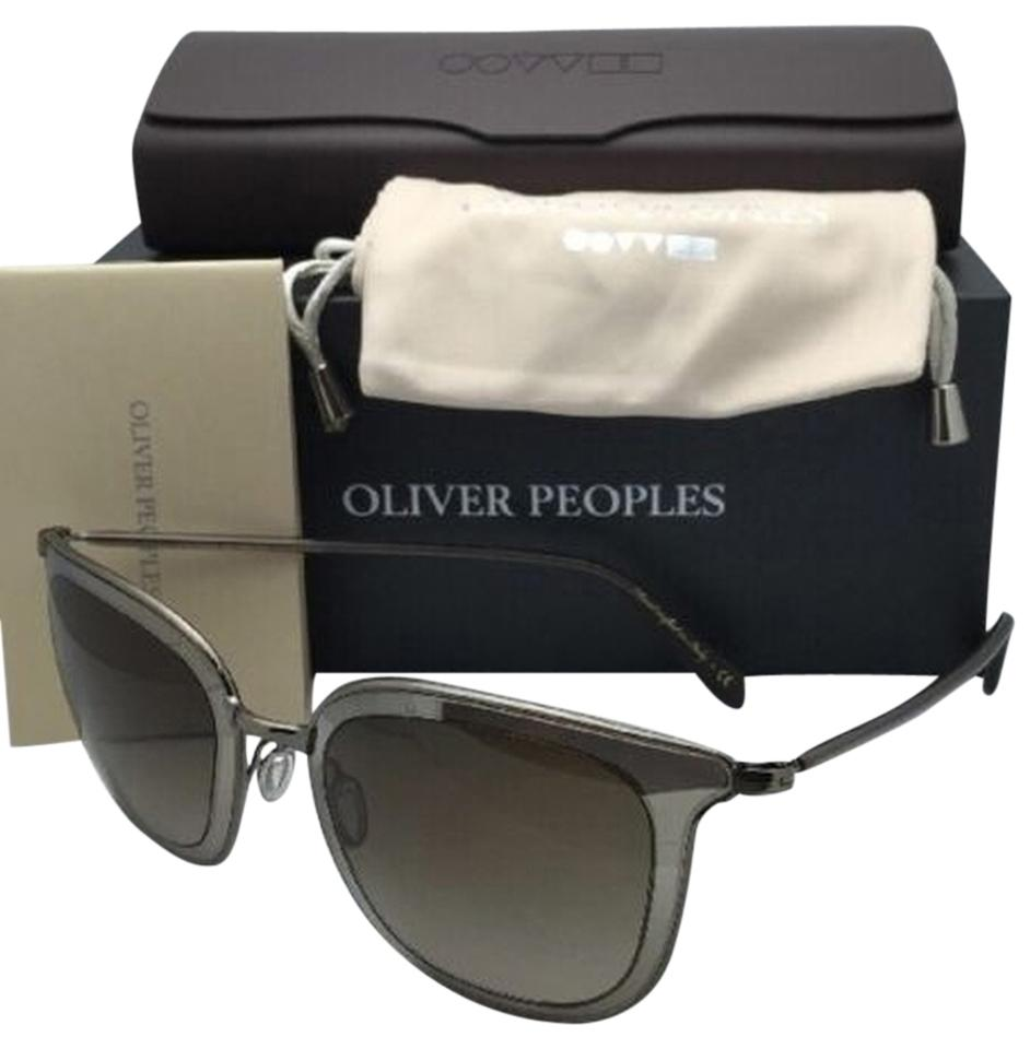 3e4f18221fdd Oliver Peoples New OLIVER PEOPLES Sunglasses ANNETTA OV 1184-S 5039 13  Antique Gold ...