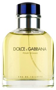 Dolce&Gabbana Dolce & Gabbana D&G pour Homme Cologne 4.2 oz/125ml spray *Brand New *