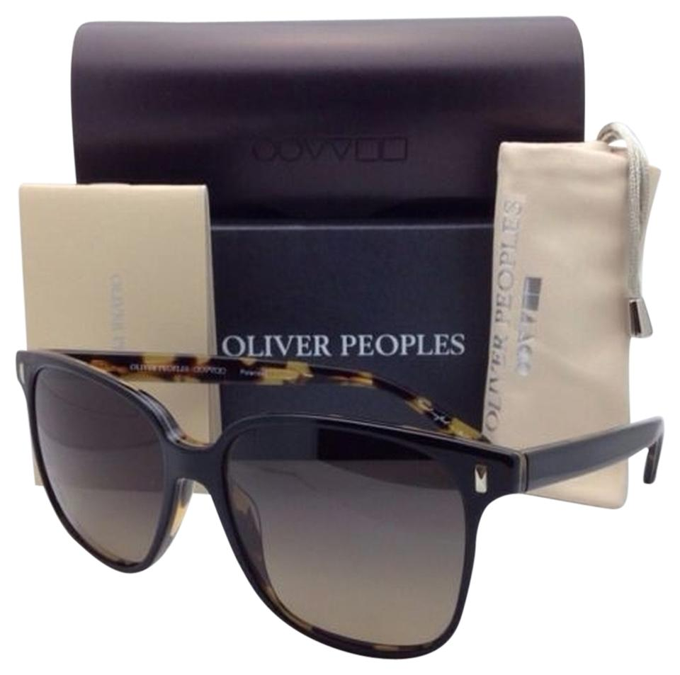 7d17bccee78 Oliver Peoples New OLIVER PEOPLES Polarized Sunglasses MARMONT OV 5266-S  1309 9N Black ...