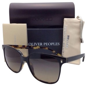 Oliver Peoples New OLIVER PEOPLES Polarized Sunglasses MARMONT OV 5266-S 1309/9N Black Tortoise Frame w/ Grey Fade