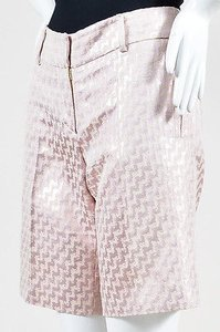 Missoni Metallic And Shorts Pink