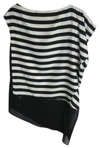 Zara Top Black & White