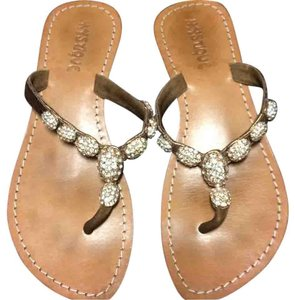 Mystique Boutique bronze Sandals