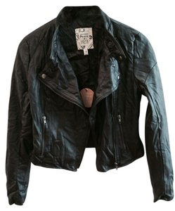 Urban Behavior Punk Motorcycle Rocker Motorcycle Jacket