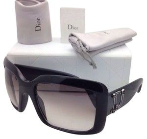 Dior New CHRISTIAN DIOR Sunglasses DIOR COUTURE 1 584LF Black Frames w/ Brown Fade