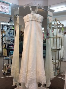 Rosa Clar Dedalo Aire Barcelona Wedding Dress
