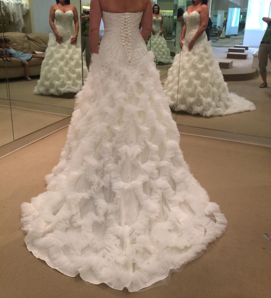 Demetrios Wedding Dresses : Demetrios ilissa wedding dress tradesy weddings