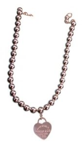Tiffany & Co. Return to Tiffany Bead Necklace