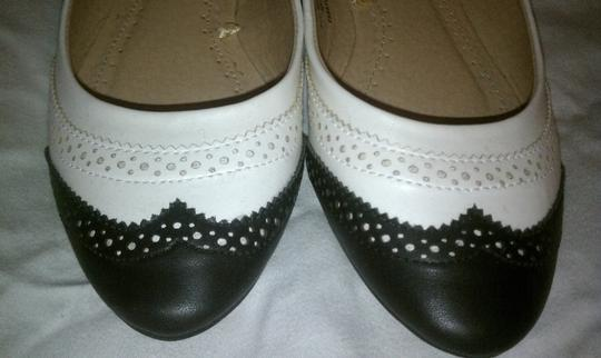 Urban Outfitters Black/White Flats