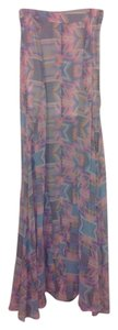 Other Tribal Print Tribal Aztec Pastel Show Me Your Mumu Maxi Skirt Multi