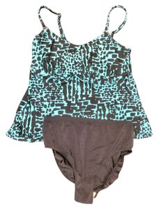 island escape Island Paradise Plus size Swim wear