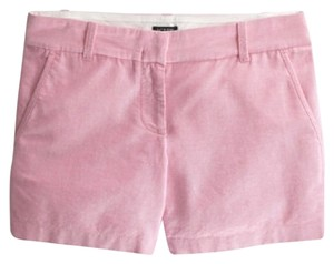 J.Crew Oxford Shorts Pink