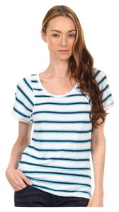 Marc by Marc Jacobs T Shirt White / Blue