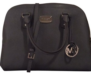 Michael Kors Satchel in Heather Grey