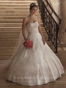 Mary's Bridal 6108 Wedding Dress