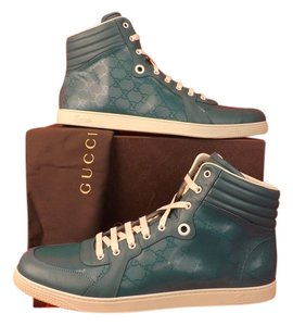 Gucci Turquoise Athletic
