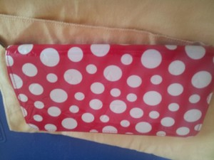 Louis Vuitton Louis Vuitton Limited Edition Vernis Dots zippy wallet in RED