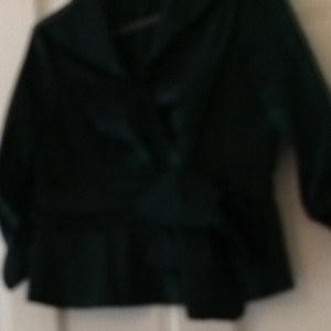 Onyx Nite Dark Green Dress