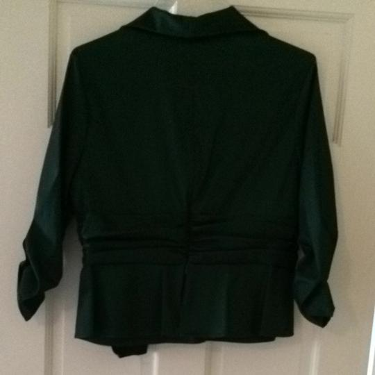 Onyx Nite Dark Green Bridesmaid/Mob Dress Size 16 (XL, Plus 0x)