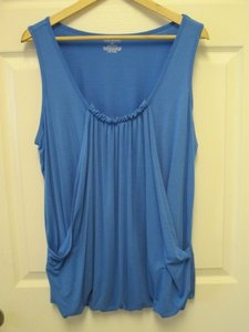 Lane Bryant 18/20 Tank 2x Top Blue