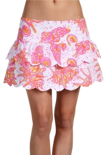 Preload https://item1.tradesy.com/images/lilly-pulitzer-summer-preppy-colorful-miniskirt-white-pink-yellow-1110410-0-0.jpg?width=400&height=650