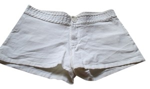 Hurley 11 Juniors Mini/Short Shorts White