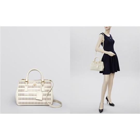 Tory Burch Satchel in Pink Image 1