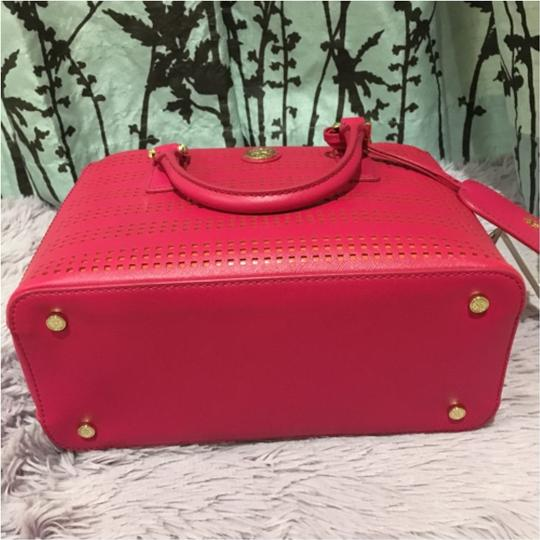 Tory Burch Satchel in Pink Image 10