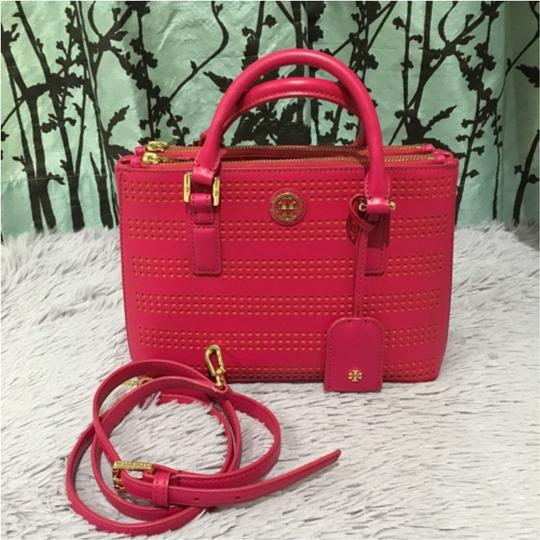 Tory Burch Satchel in Pink Image 3